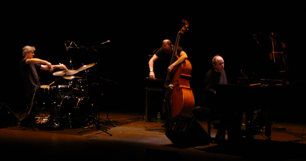 The Necks at The Barbican Theatre