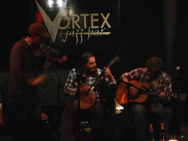 (The Black Twig Pickers live at The Votex September 2010)
