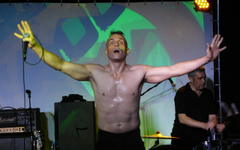 The Membranes live at The Lexington 5 November