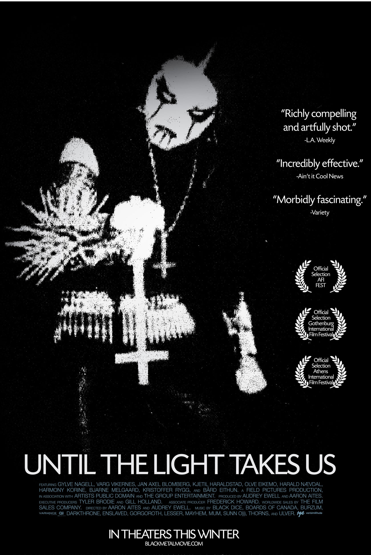 Until The Light Takes Us - poster