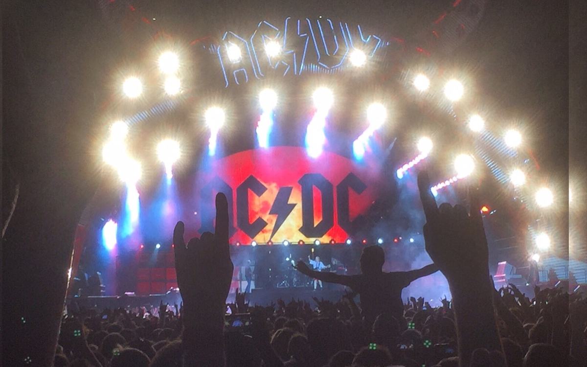 ACDC live at Wembley 2015 (Picture: Lily Pym)
