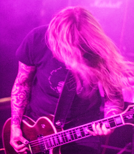 Acid King live July 2017