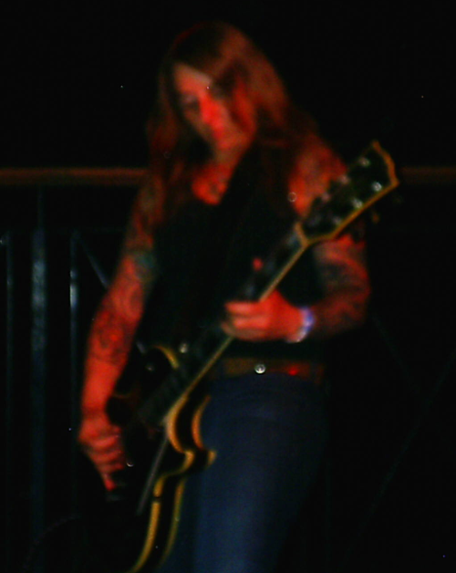 Acid King live at The Underworld June 2014