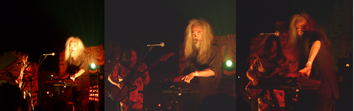 Acid Mothers Temple live at Festival MIMI 2015