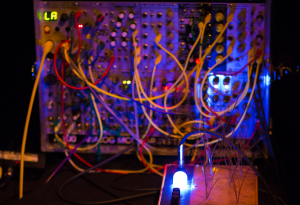 Analogue at Cafe OTO February 2016