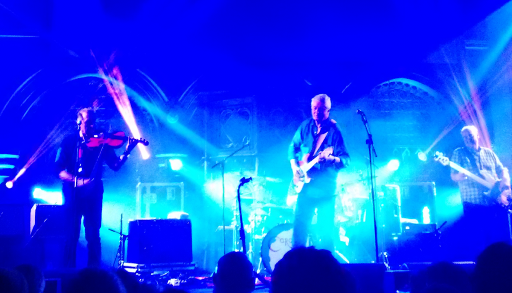 Caravan live at the Union Chapel March 2016