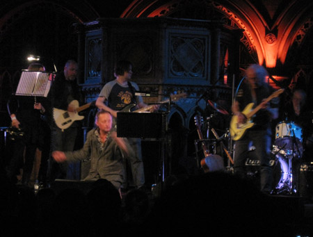 Current 93 - live at The Union Chapel