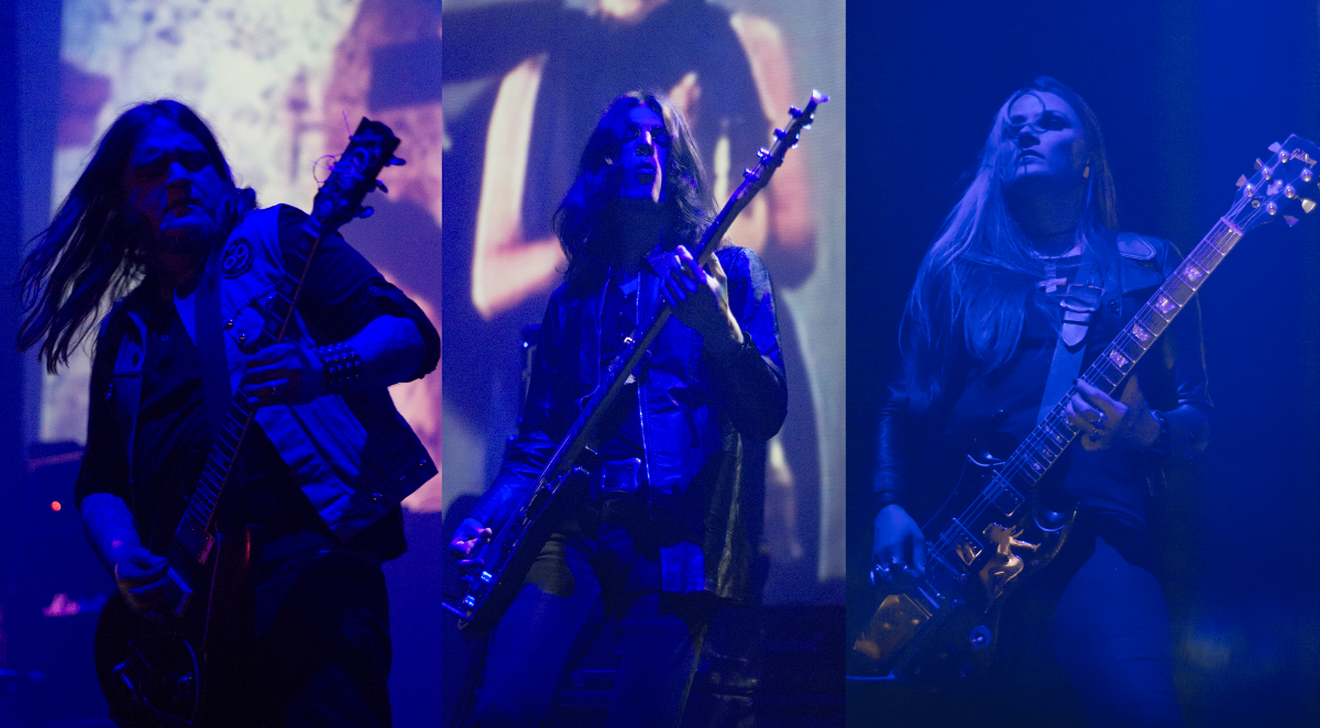 Electric Wizard live at The Roundhouse 2015