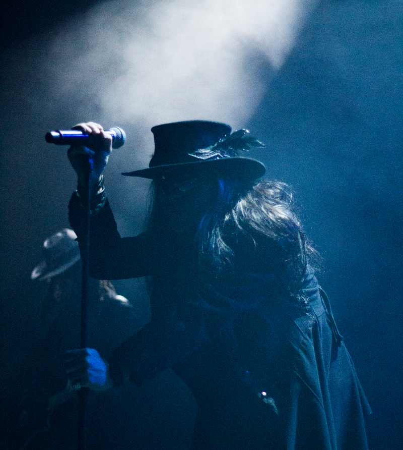 Fields Of The Nephilim live at The Forum December 2015