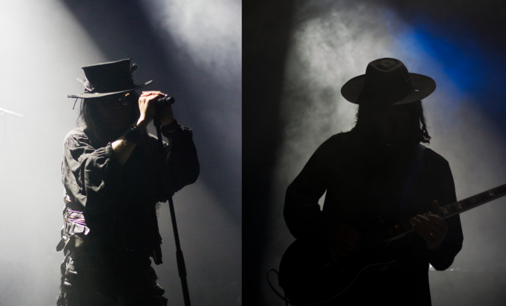 Fields Of The Nephilim live at The Forum Summer Solstice