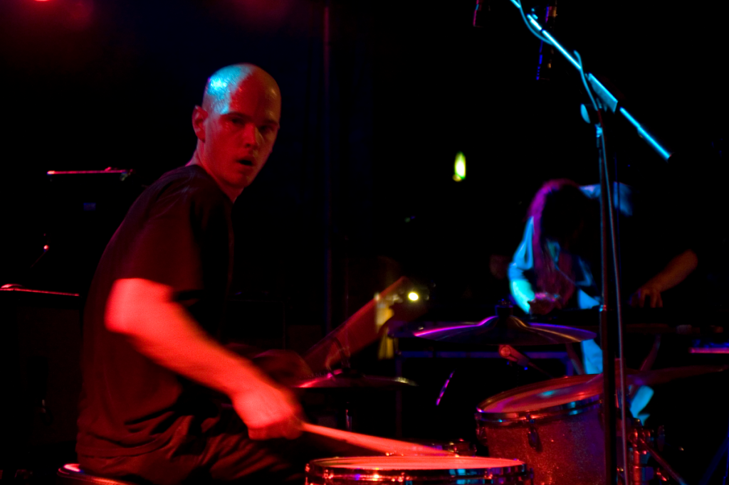 Flower/Corsano Duo at The Scala