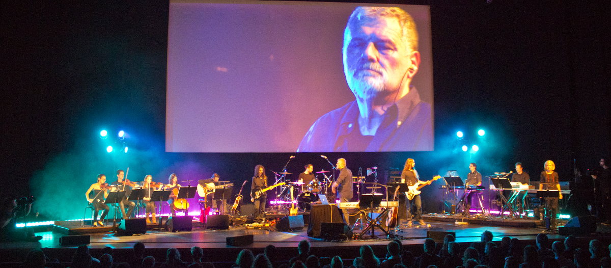 Frizzi2Fulci The Barbican October 2014