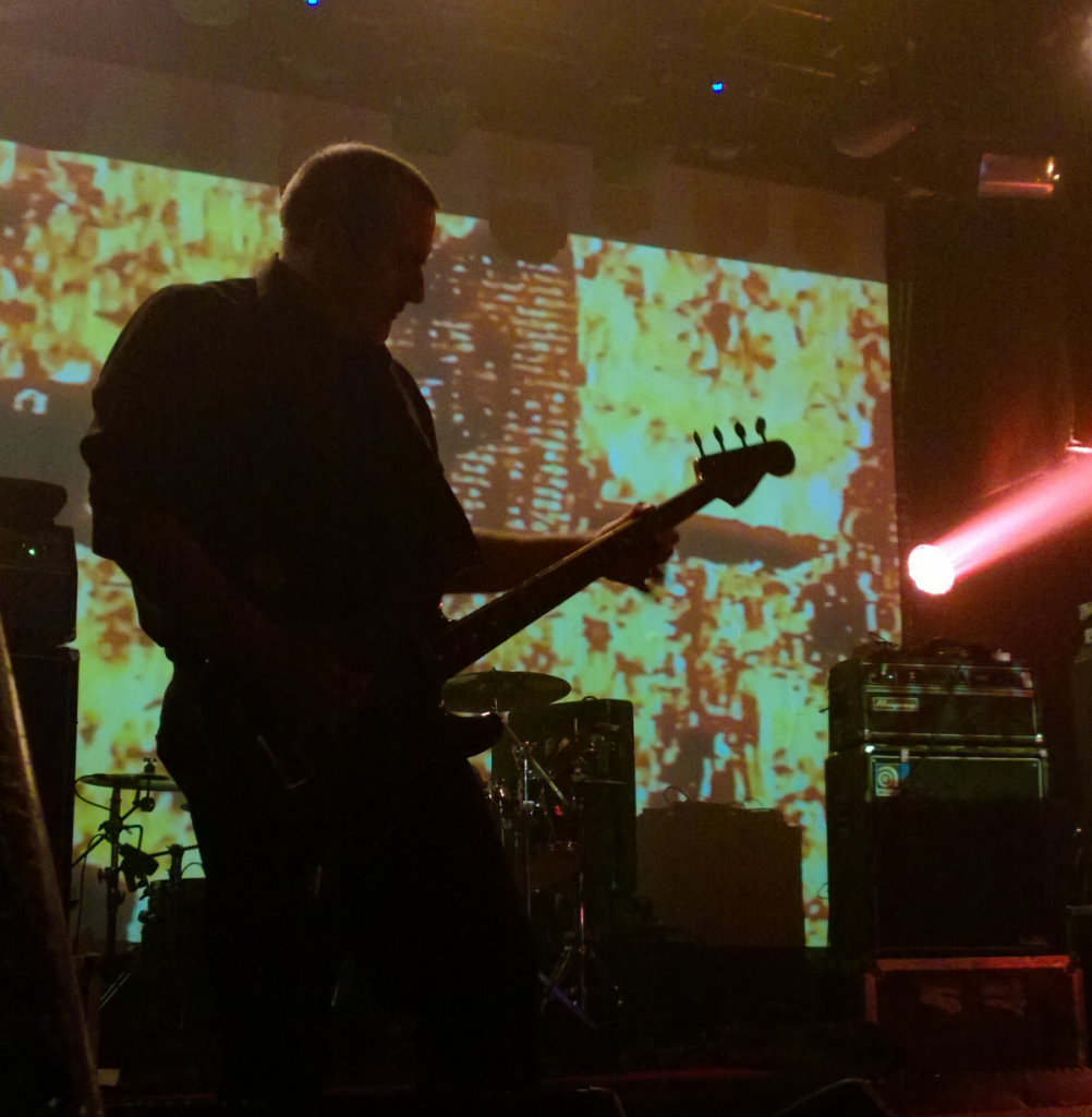 Godflesh live at Heaven