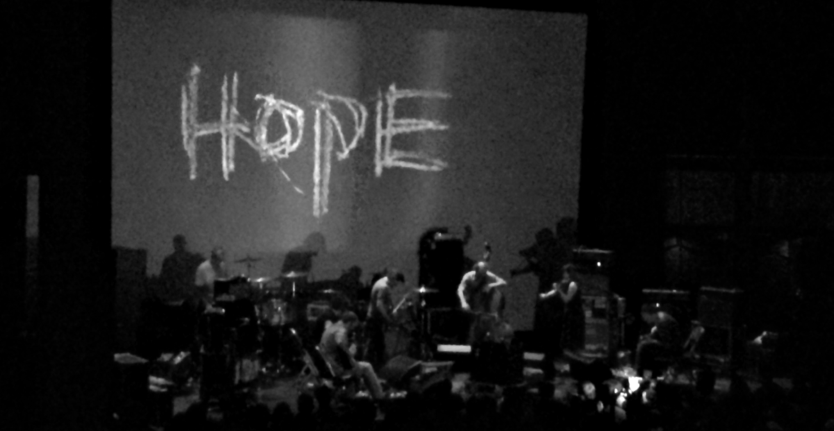Godspeed You! Black Emperor live at The Roundhouse