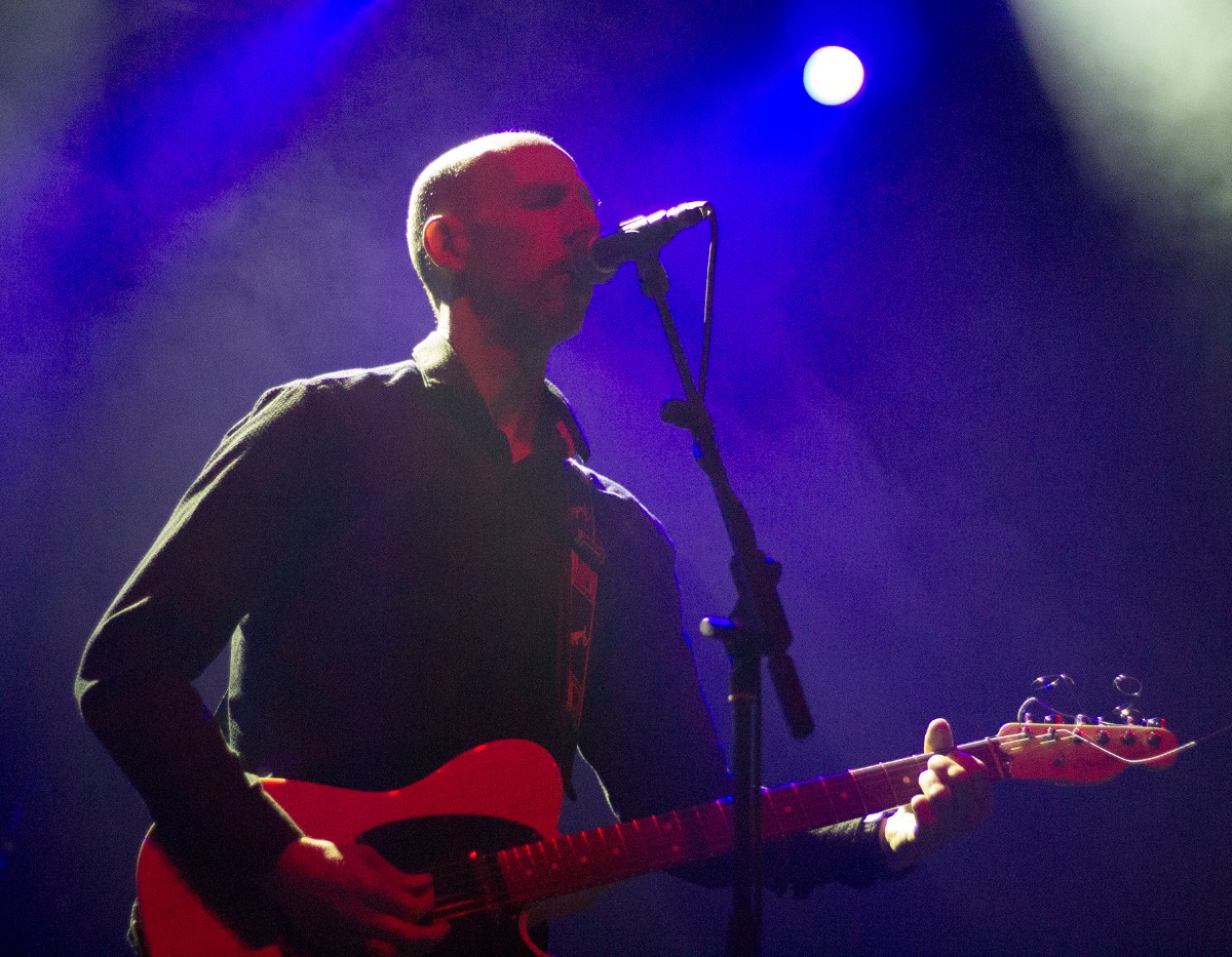 Half Man Half Biscuit live October 2015