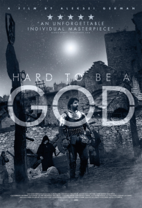 Hard To Be A God DVD cover