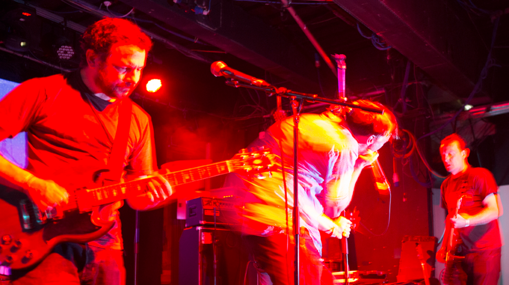Hey Colossus live at Bristol Psych Fest IV