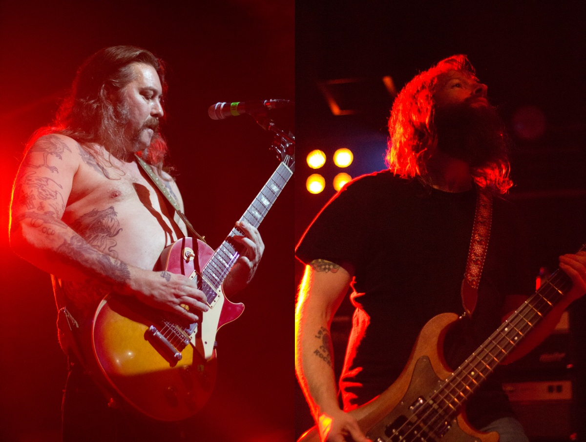 High On Fire live November 2015 -2