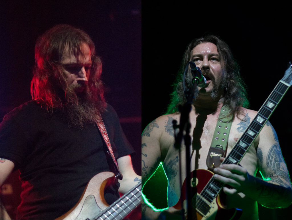High On Fire live November 2015 -3