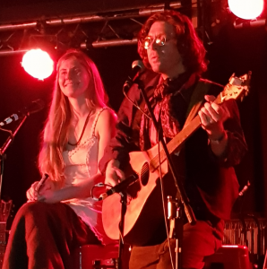 In Gowan Ring live April 2018