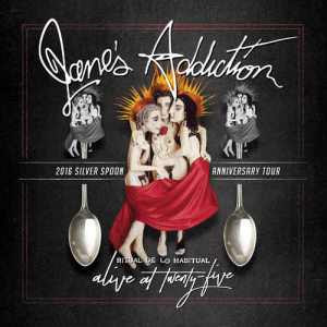 Jane's Addiction - Alive At Twenty-five
