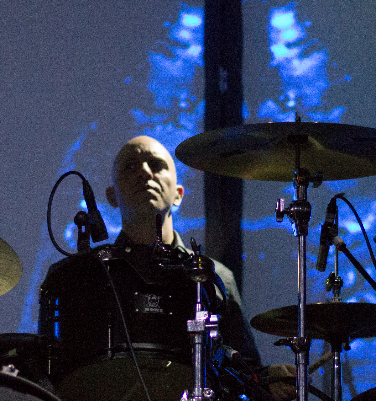 Laibach Electric Ballroom 2015