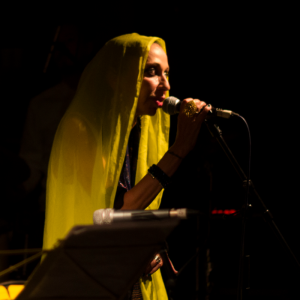 Little Annie live at Café OTO May 2016