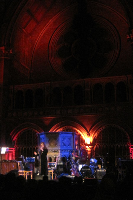 Macgillivary - live at The Union Chapel