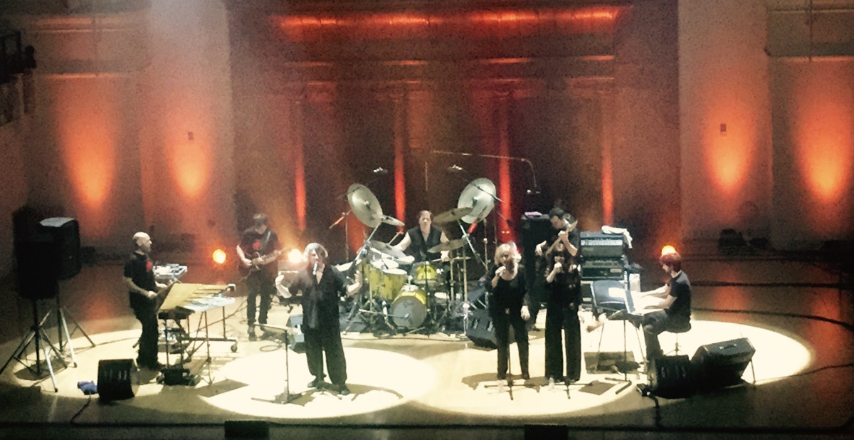 Magma live London May 2015
