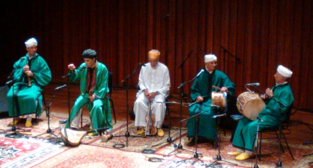 Master Musicians Of Jajouka live September 2016