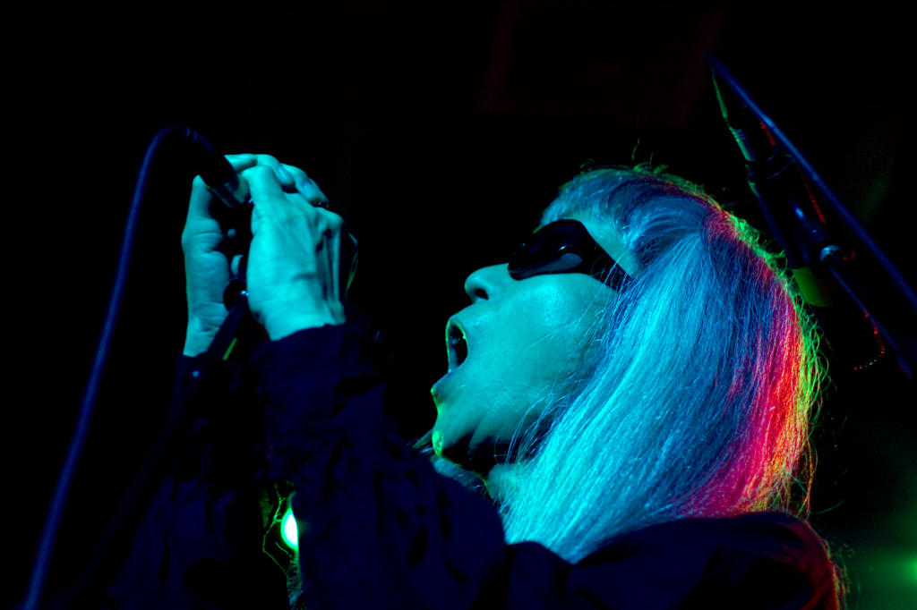 Keiji Haino of Nazoranai live at The Scala