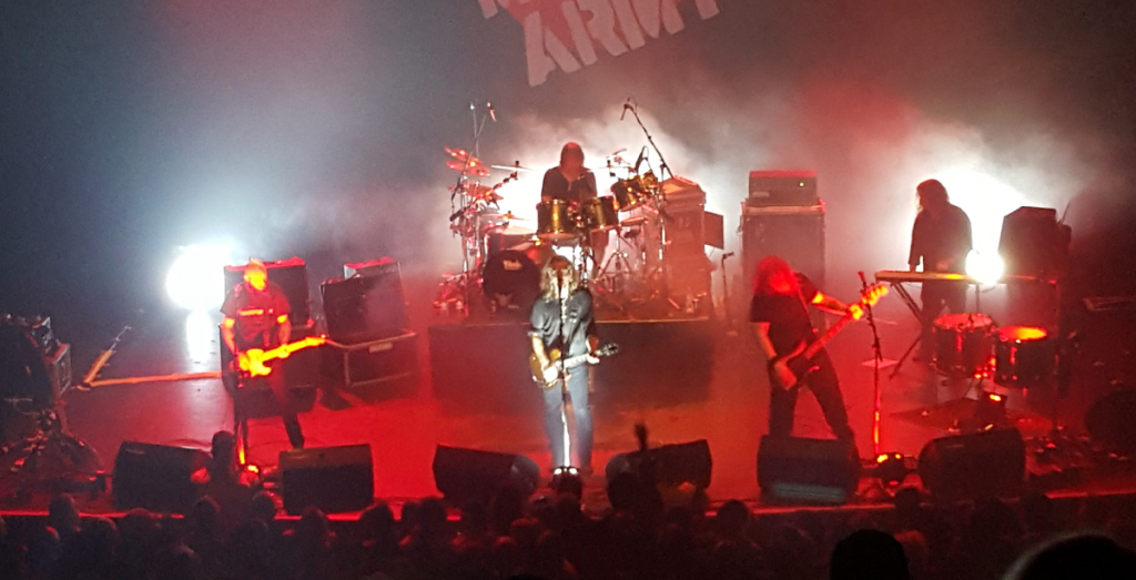 New Model Army live at The Forum December 2015