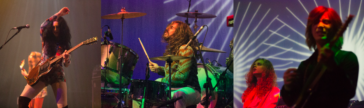 Purson live at The Roundhouse 2015