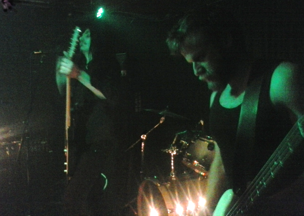 Saturnalia Temple live at The Black Heart February 2016