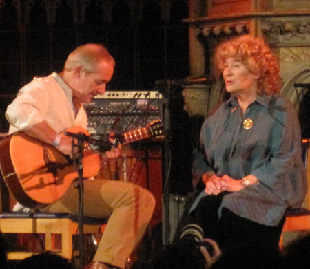 Shirley Collins - live at The Union Chapel