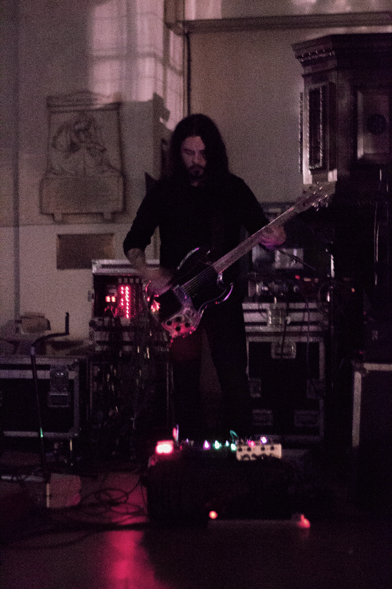 Stephen O'Malley live at St John at Hackney