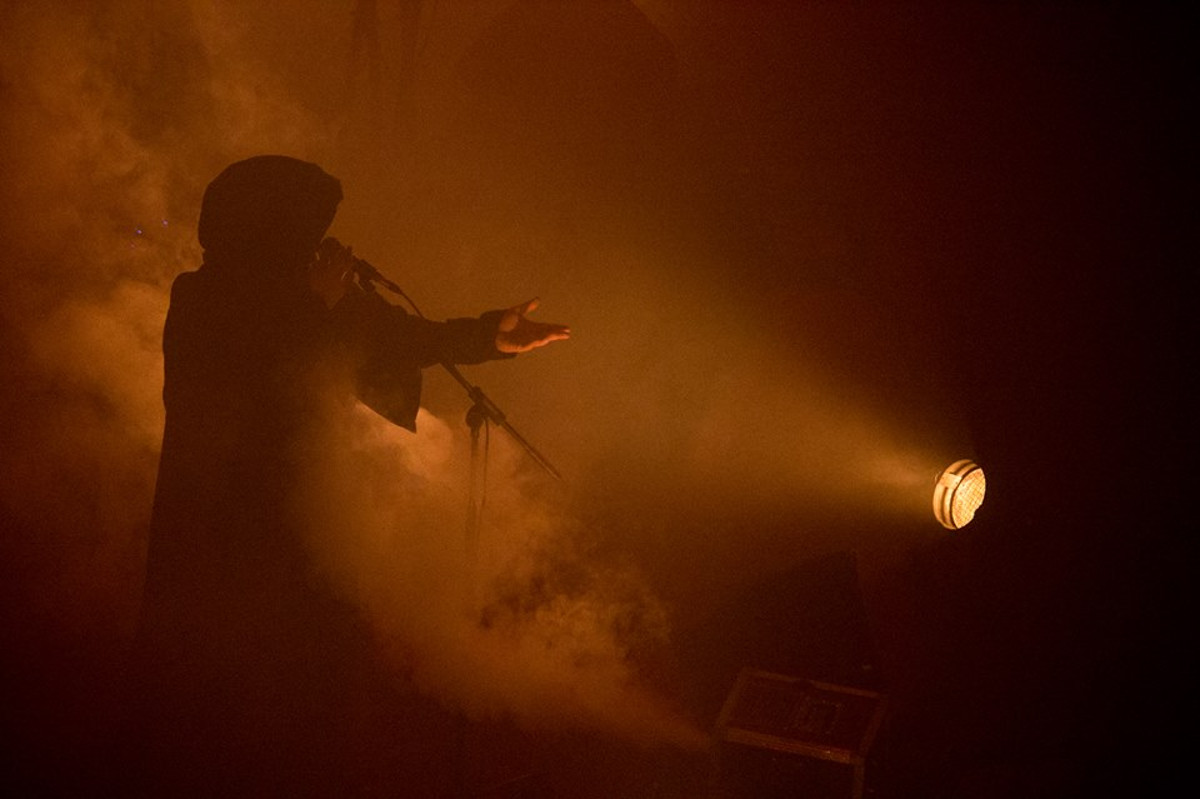 SunnO))) (Picture: Meltdown)