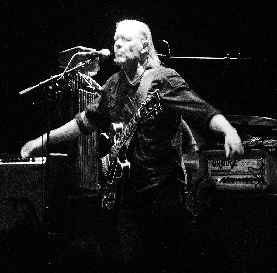 Michael Gira of Swans, Lyon March 2013