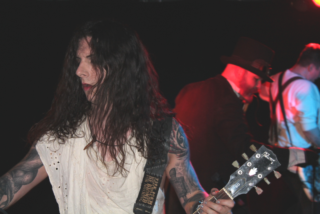 TMTWNBBFN live at The Underworld November 2015