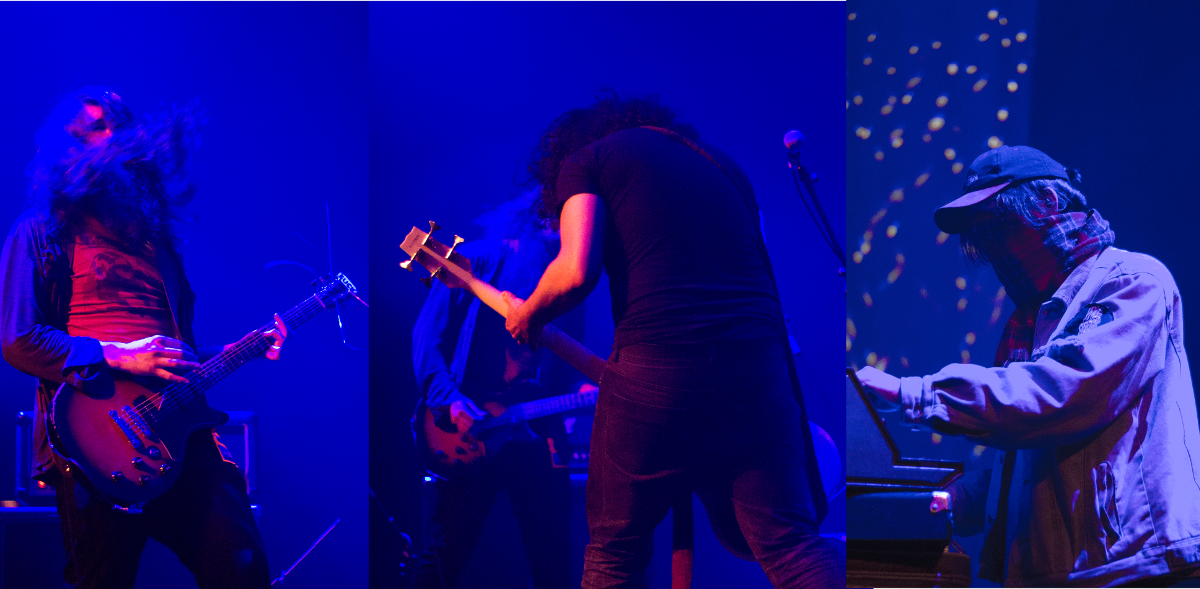 The Cosmic Dead live at The Roundhouse 2015