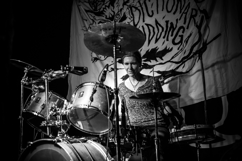 The Ex live at The Hope And Ruin (Picture: Agata Urbaniak)