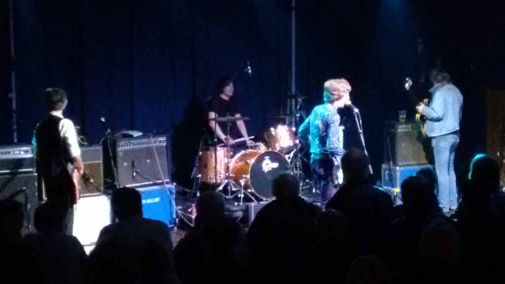 The Flamin' Groovies live at The Scala