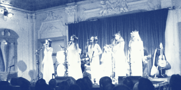The Mediaeval Baebes November 2014