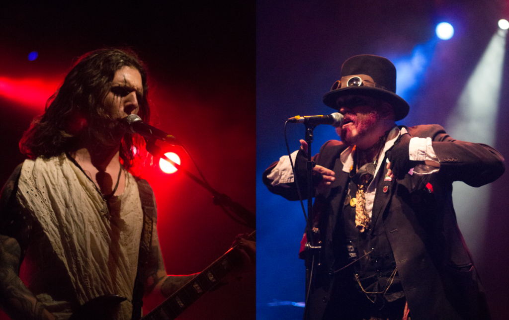 The Men That Will Not Be Blamed For Nothing live at The Forum