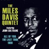 The Miles Davis Quintet – All of You: The Last Tour 1960