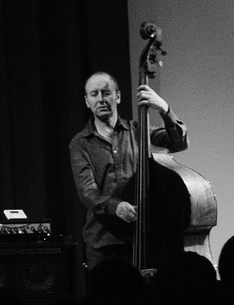 The Necks live at the Bishopsgate Institute March 2014