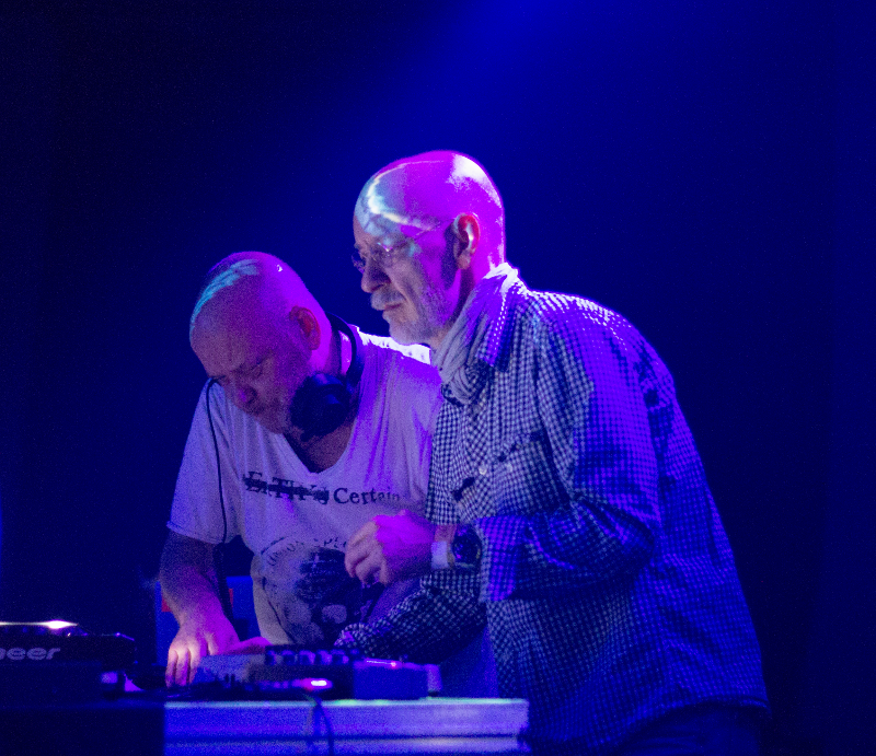 The Orb at The Oslo Club March 2015