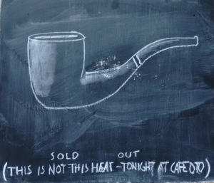 This Is Not This Heat live at Cafe OTO February 2016