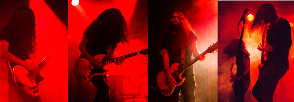Uncle Acid & The Deadbeats live November 2015
