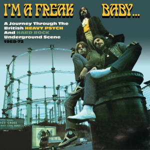 Various - I'm A Freak, Baby